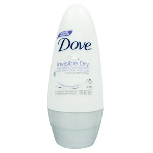 DESODORANTE DOVE INVISIBLE ROLL-ON 50 ML