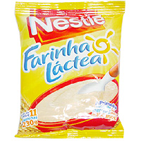 Farinha Láctea Nestlé 230g sachet