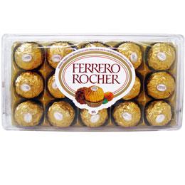 Bombom Ferrero Rocher 187g cx